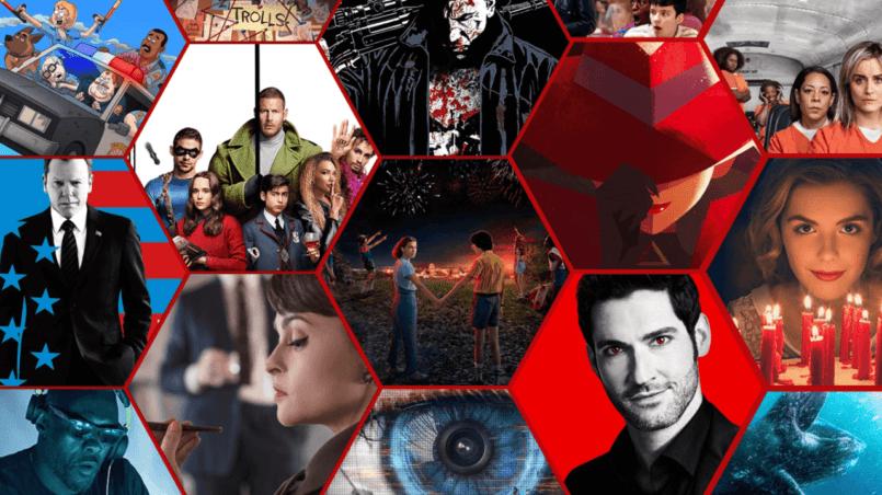 Najlepsze seriale Netflix 2019