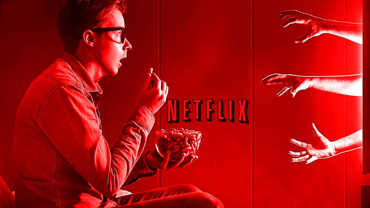 Najlepsze horrory Netflix