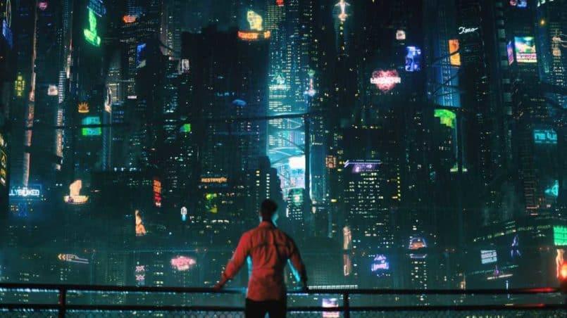 najlepsze science fiction netflix
