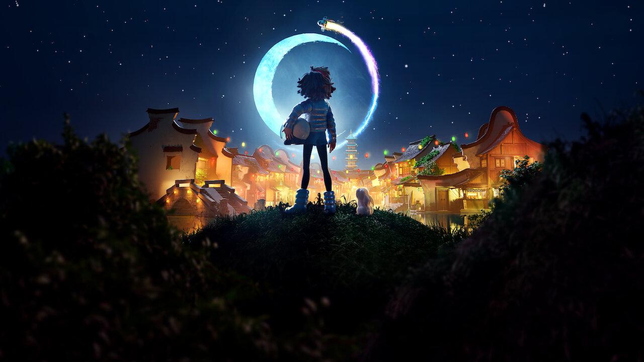 Wyprawa na księżyc Netflix